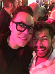 Francis and Gok Wan